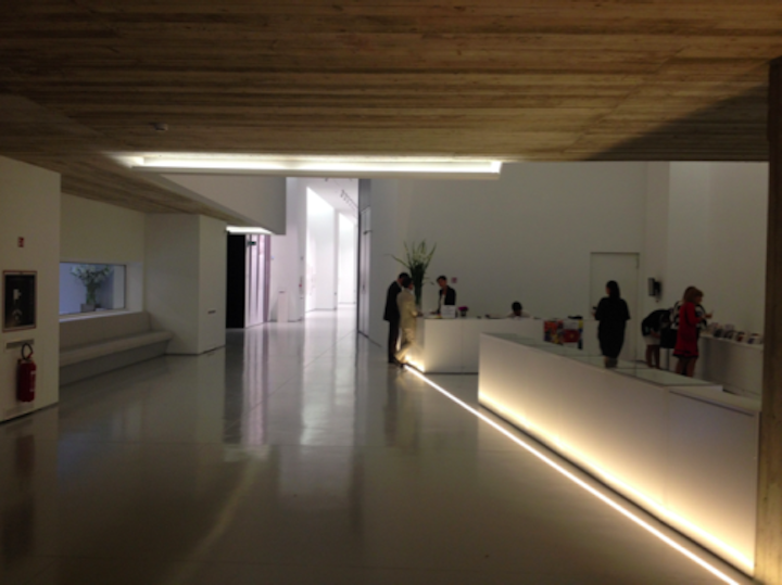Ettore Fico Museum selects Lam32 as partner in bespoke lighting project