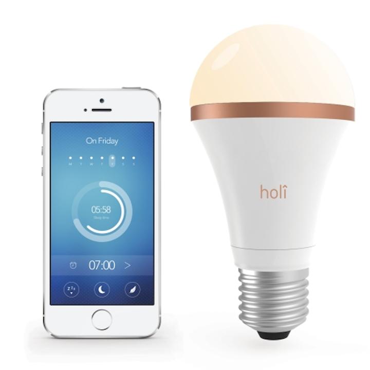 Holi announces LED-based tunable lighting designed to improve sleep