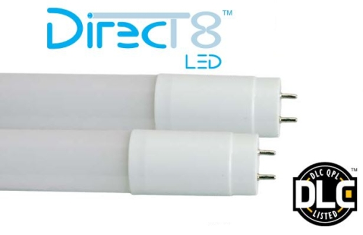 TCP introduces DirecT8 LED T8 tubes as direct replacement for 32W fluorescent lamps
