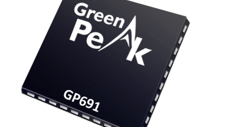 GreenPeak launches new ZigBee chip and modules for Internet of Things and smart home networks