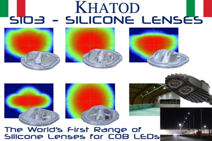 Khatod Optoelectronic is named finalist for inaugural LEDs Magazine Sapphire Awards