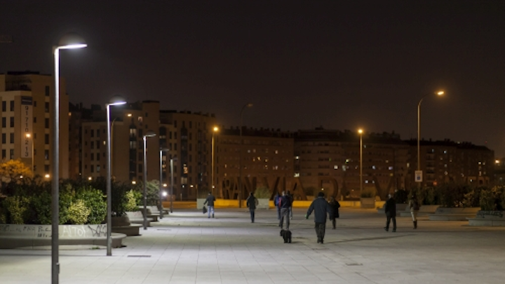Madrid will convert 100% of its street lights to Philips' connected LED lighting to support 'smart city' goals