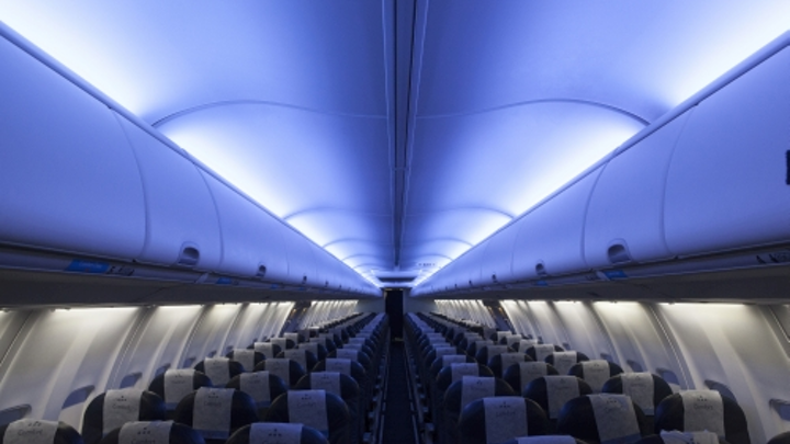 STG Aerospace wins LED cabin mood lighting contract with Thomson Airways