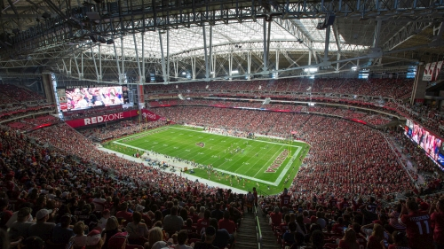 Nfl Super Bowl Viewers Will Experience The Benefits Of Led
