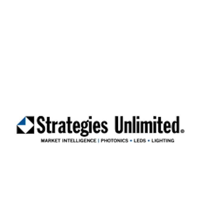 Strategies Unlimited forecasts COB LED market to grow to $4.4B in 2020