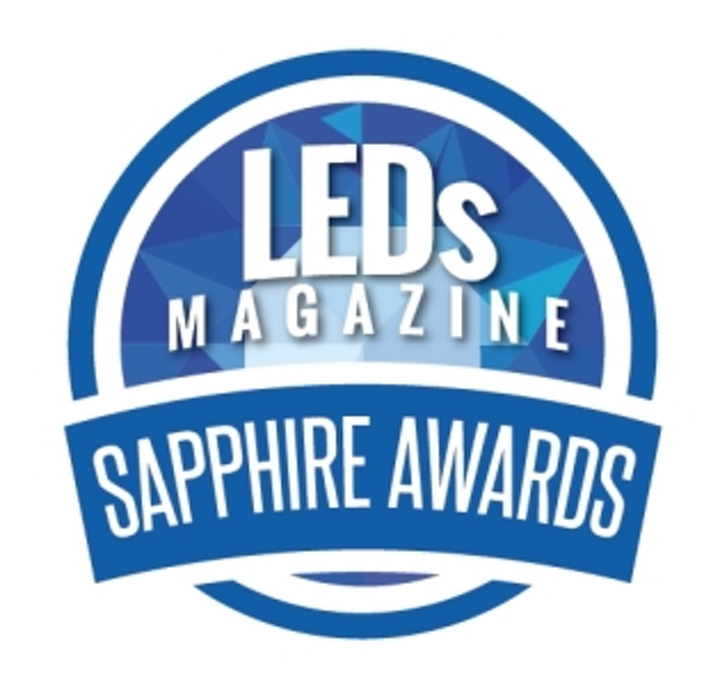 LEDs Magazine announces finalists for inaugural Sapphire Awards