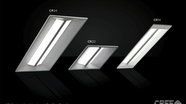 Cree LED fixtures equipped with SmartCast controls now feature tunable lighting capability
