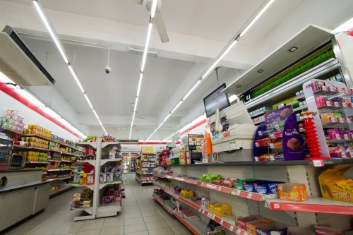 Ge Lighting Supplies Major 7 Eleven Led Retrofit Project In