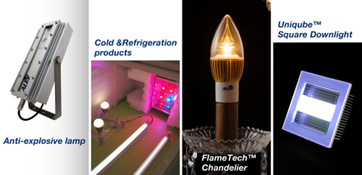 ALT will present solid-state lighting products for harsh environments at Taiwan lighting show
