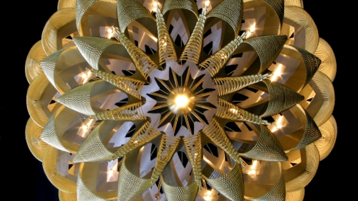 Willowlamp achieves new decorative lighting designs for luxury chandeliers
