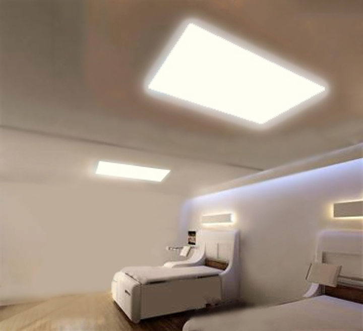 C3 Lighting Solutions develops LED system for healthcare lighting with blue light therapy