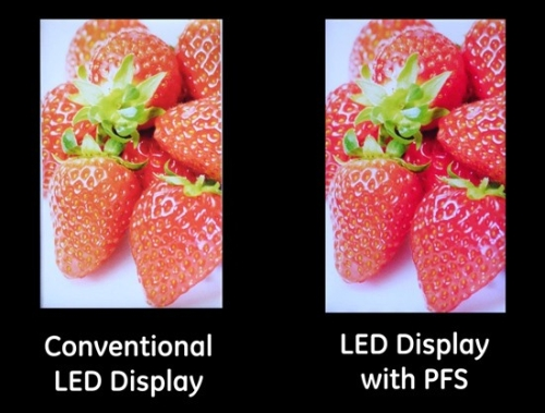 GE Lighting manufactures PFS red phosphor for LED-backlight display applications