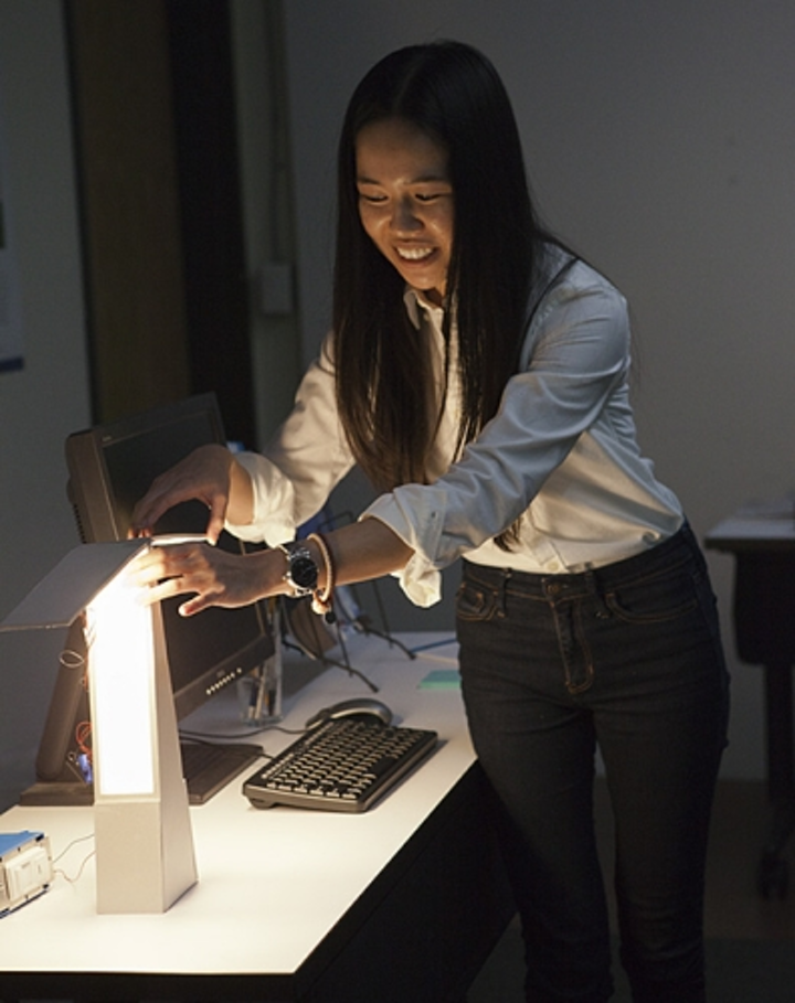UC Davis' California Lighting Technology Center focuses on OLEDs in annual luminaire design competition