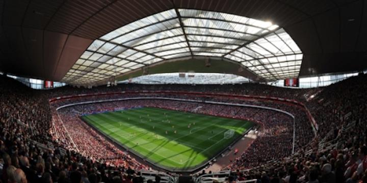 Musco Lighting will provide LED sports lighting for Emirates Stadium