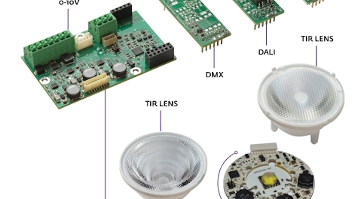 LuxiTune's color-tunable LED featuring ZigBee for smart lighting on display at LightFair