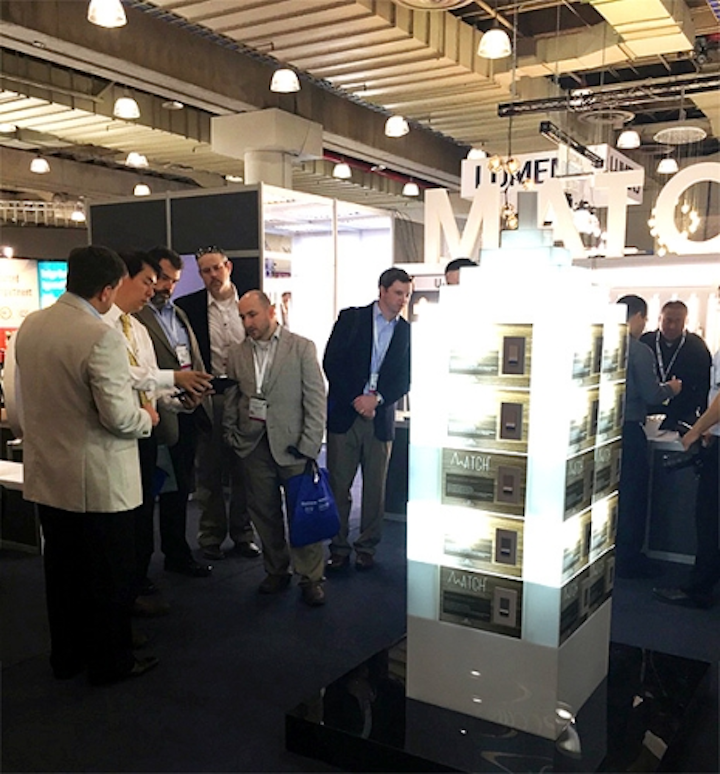 Luxul unveils IoT switch-based lighting control system