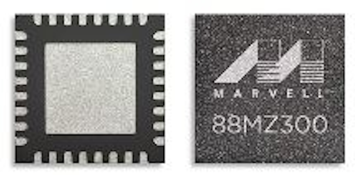 Marvell unveils ZigBee wireless microcontroller SoC for smart applications at LFI