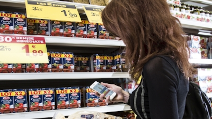 Philips Lighting deploys LED-based indoor positioning in Carrefour hypermarket