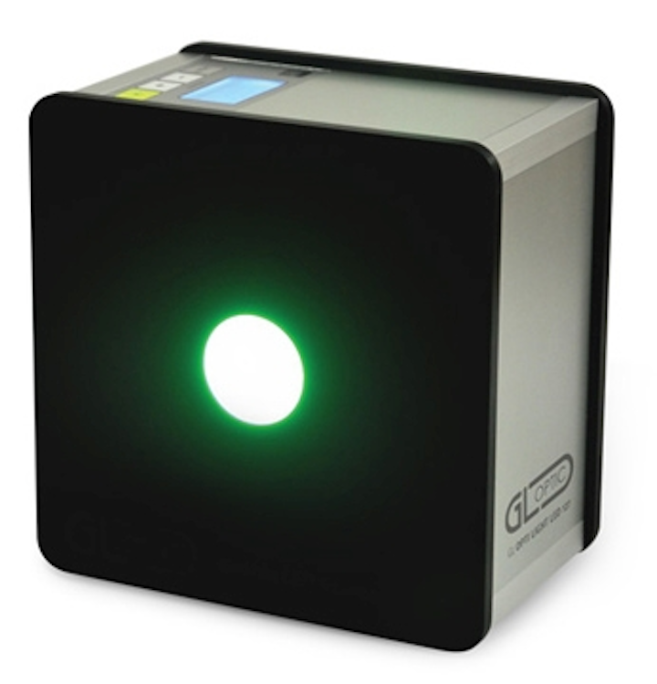 Saelig's LED-based test tool is tunable for use as calibration reference source