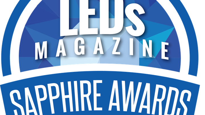 LEDs Magazine announces second annual Sapphire Awards ceremony and Gala
