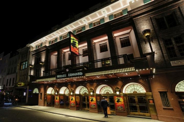 Lighting designer uses Light Projects' LEDBar linear LED system in theatre lighting scheme
