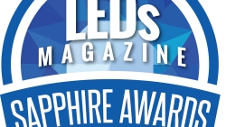 Applications are now being accepted for the Second Annual LEDs Magazine Sapphire Awards