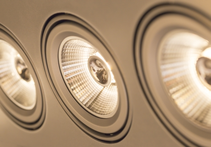 Verbatim anti-glare AR111 LED lamps provide halogen replacements for retail and hospitality use