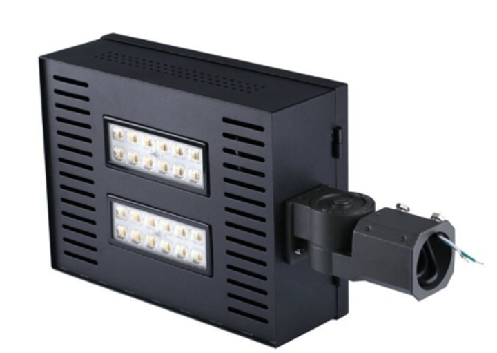Wisdom offers five-year warranty on IP65-rated, 150W LED shoebox light for street lighting