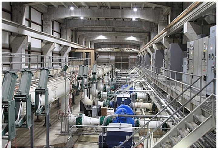 Dialight industrial LED lighting helps Tulsa water plant cut annual energy costs by $22K