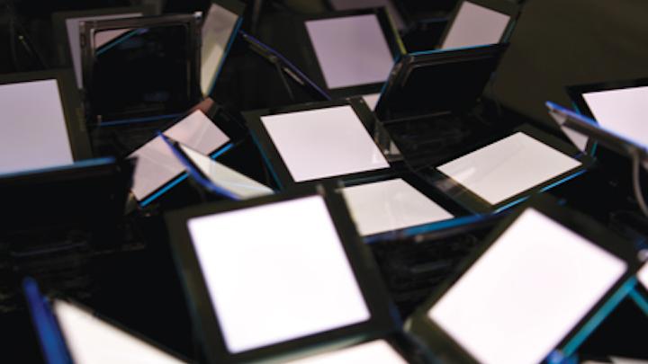 Surface-emissive OLED panels mature slowly, remain spectacular