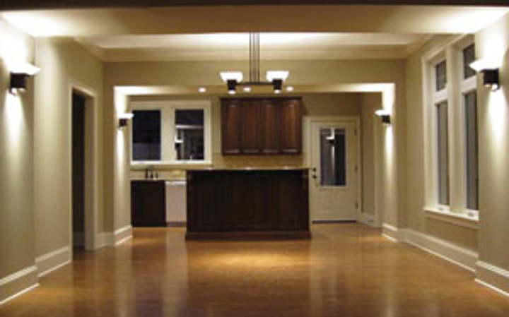 Efficienct LED technologies improve lighting in residential and commercial applications