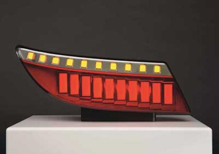 LED automotive lighting applications require unique SAE standards (MAGAZINE)
