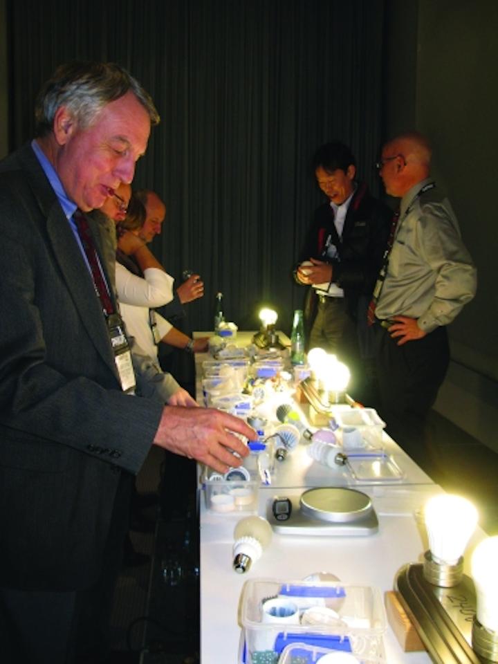 Strategies in Light Europe will examine 21st Century lighting
