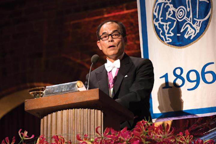 Brilliant! chronicles Nobel winner Nakamura's LED technology innovations