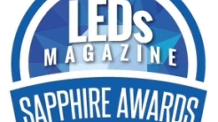LEDs Magazine recognizes the SSL industry's best at Las Vegas Sapphire Awards Gala