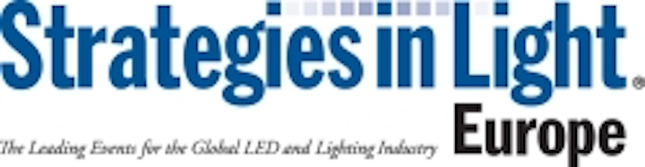 Early bird deadline is approaching for the Strategies in Light Europe LED lighting conference