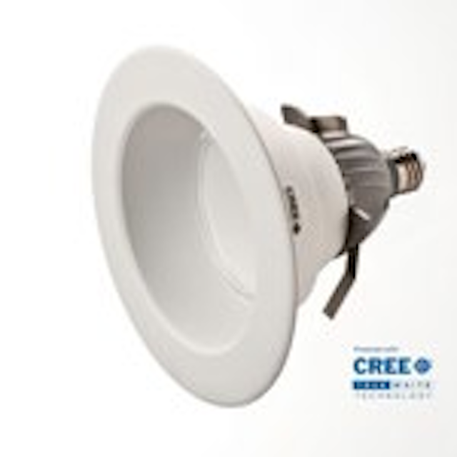 North America Lighting: Cree LED Downlight On Sale At The Home Depot