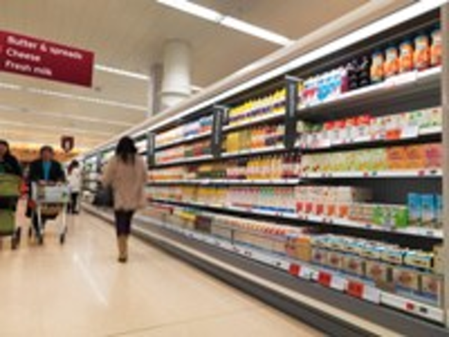 Nualight Selected As Led Lighting Partner To Sainsbury S