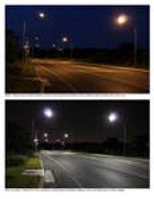 Toshiba installs 20,000 LED street lamps in San Antonio