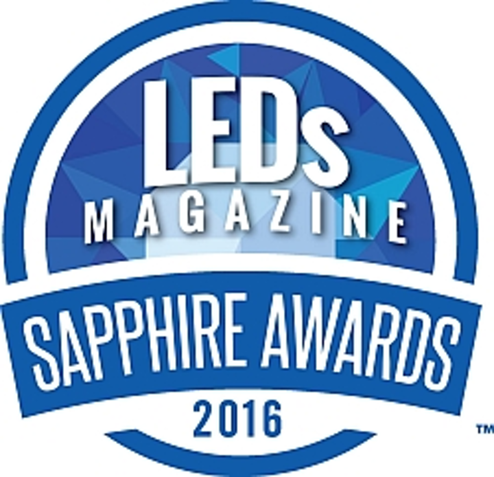 Lighting industry leaders prepare to select 2nd Annual Sapphire Awards winners