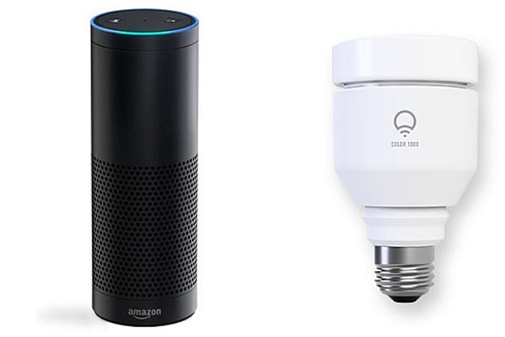 LIFX adds Amazon voice control to smart LED lamps