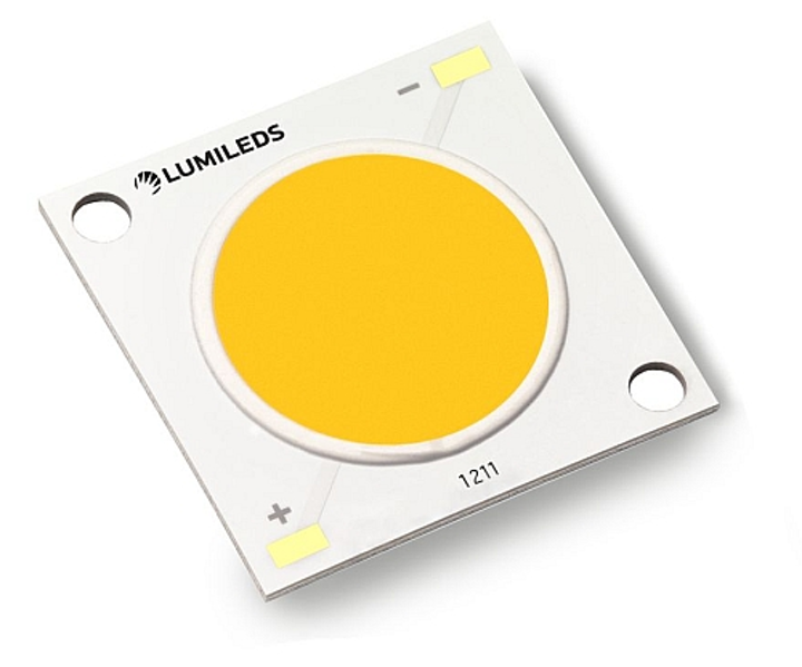 Lumileds delivers third generation of COB LEDs