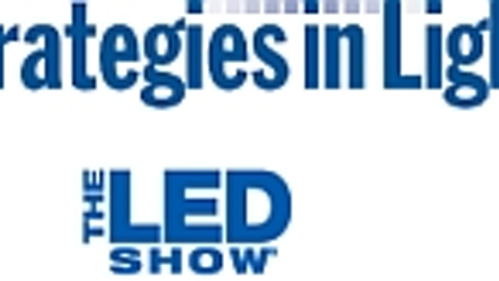 Strategies in Light and The LED Show exhibitors bring latest LED technologies to light