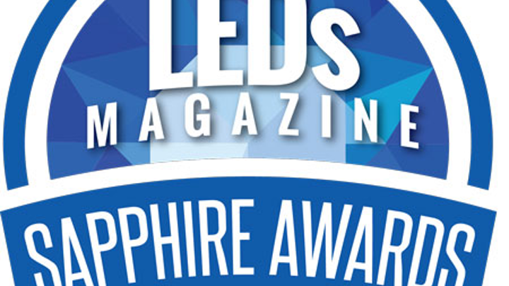 LEDs Magazine Sapphire Awards reflect smarter SSL trends (MAGAZINE)