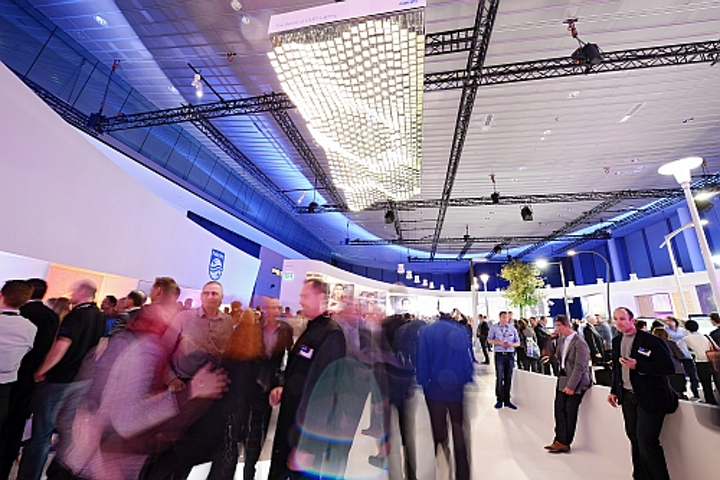 Light+Building features LED-centric lighting components and smart technologies