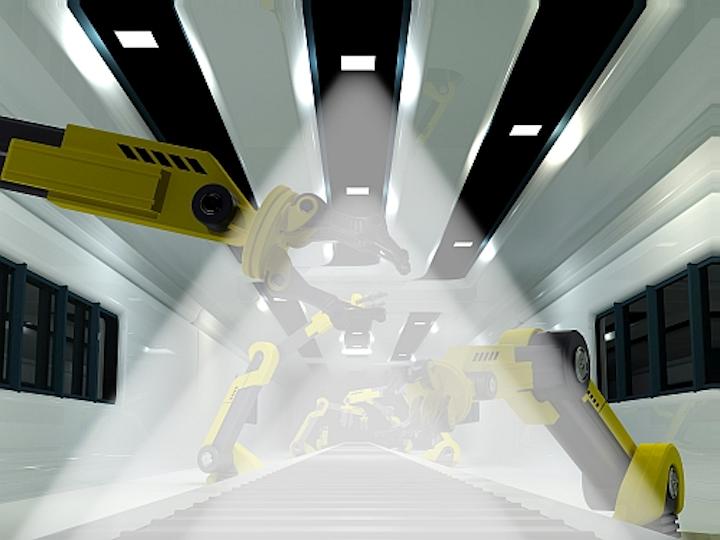 How to manufacture a car: Use Li-Fi