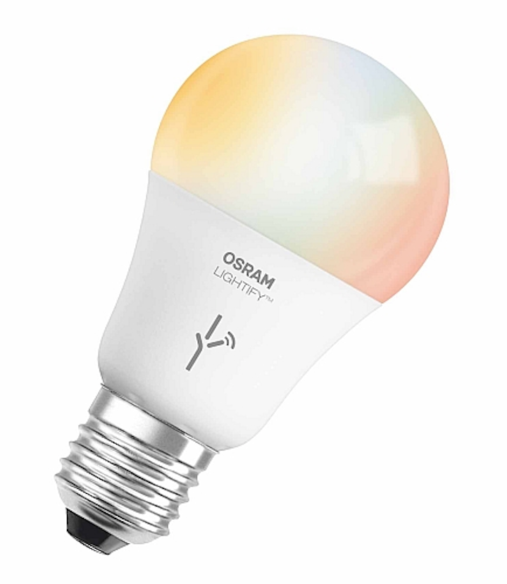 Osram adds build-your-own applications for Lightify smart bulbs