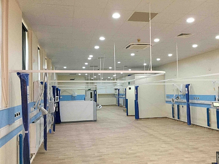 Circadian lighting is developed to help dementia patients at UK hospital