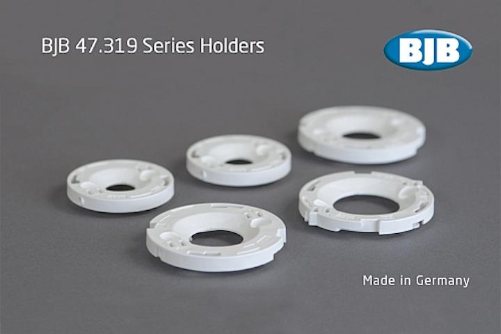 BJB develops COB LED holders for Bridgelux V-Series arrays