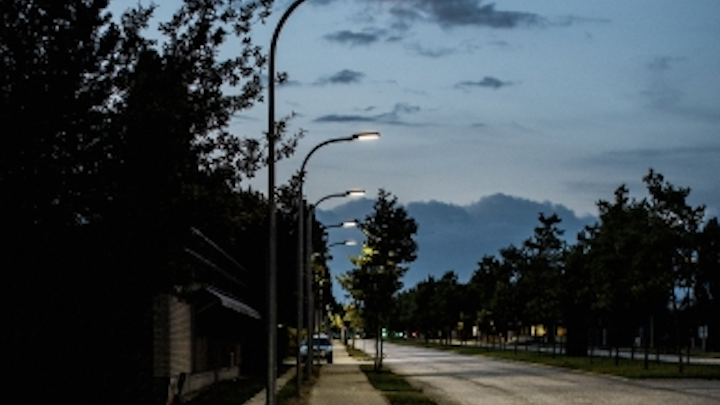Medical society issues LED street light CCT guidance